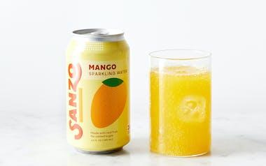 Alphonso Mango Sparkling Water