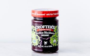 Organic Blackberry Spread