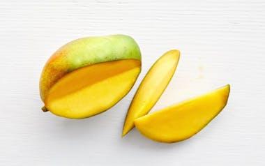 Organic Large California Keitt Mango