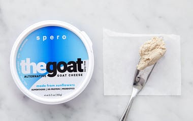 Plant-Based Goat Cheese