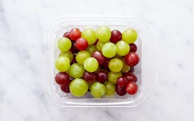 Washed Mixed Grapes