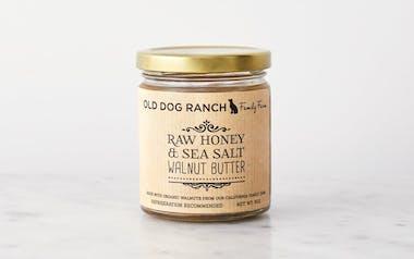 Local Honey & Sea Salt Walnut Butter