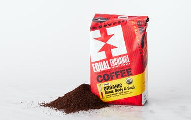Organic Mind, Body & Soul Ground Coffee