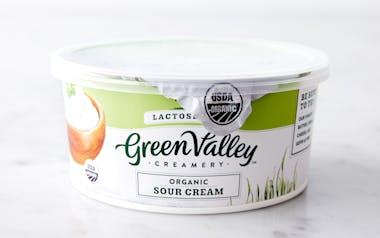 Organic Lactose Free Sour Cream