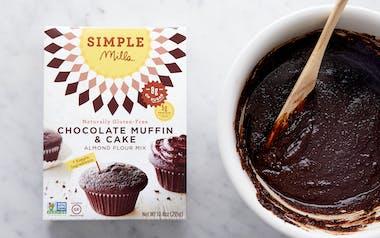 Chocolate Cake & Muffin Mix