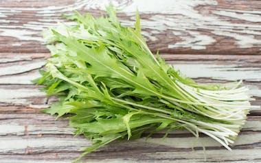 Organic Mizuna Greens