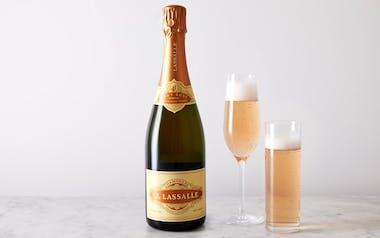 Champagne Rosé Brut 1er Cru