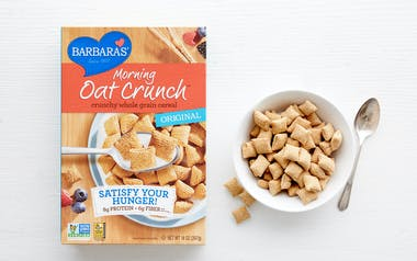 Morning Oat Crunch