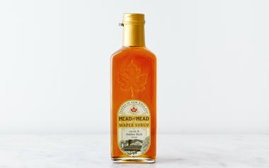 Grade A Amber Rich Maple Syrup