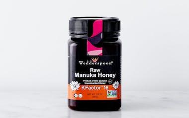 Raw Monofloral Manuka Honey