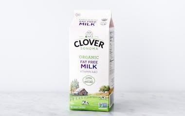 Organic Fat Free Milk