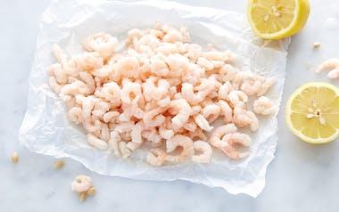 Cooked Wild Bay Shrimp (Frozen)