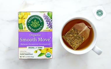 Organic Smooth Move Tea Bags