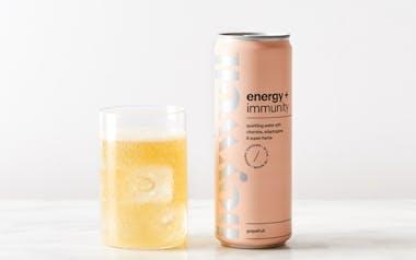 Energy & Immunity Grapefruit Sparkling Water