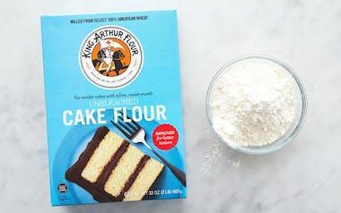 Unbleached Cake Flour