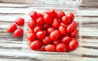 Organic & Fair Trade Red Grape Cherry Tomatoes (Mexico)