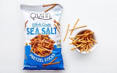 Classic Sea Salt Pretzels (Gluten-Free)
