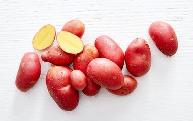 Organic New Red Fingerling Potatoes