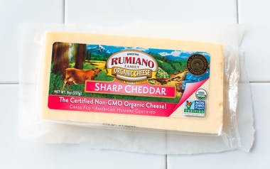 Organic Sharp Cheddar