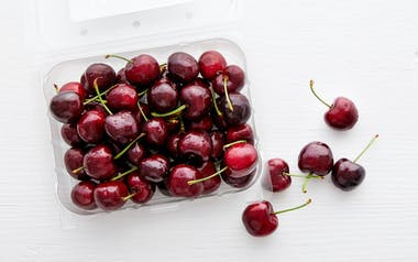 Organic Royal Tioga Cherries