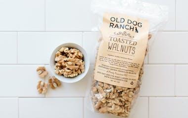 Organic Toasted Chandler Walnut Halves