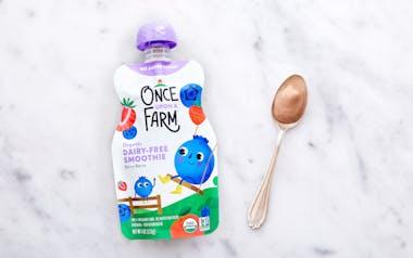 Organic Blueberry Coconut Super Smoothie