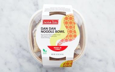 Plant-Based Dan Dan Noodle Bowl