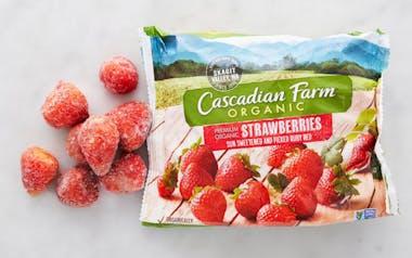 Organic Frozen Strawberries