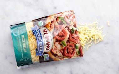 Organic Shredded Mozzarella