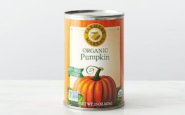 Organic Pumpkin Puree
