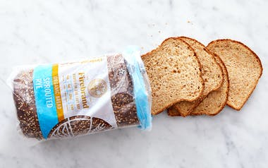 Organic Sprouted Whole Rye Bread