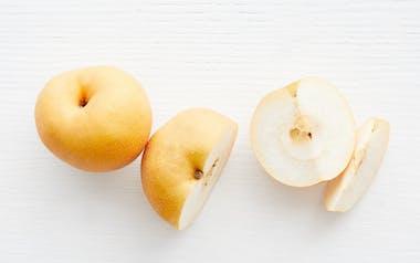 Organic Shinko Asian Pear Trio