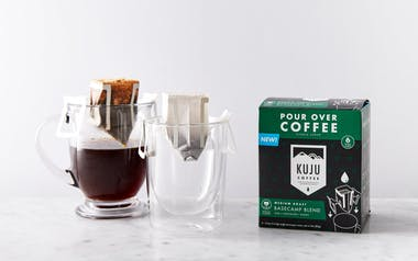 Basecamp Blend Pour Over Coffee