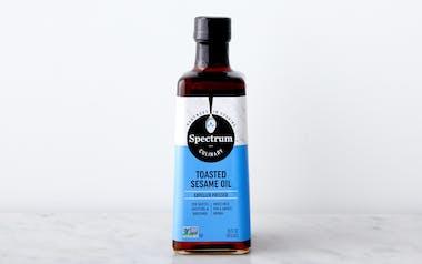 Unrefined Toasted Sesame Oil