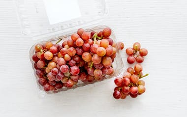 Organic Seedless Red Grapes