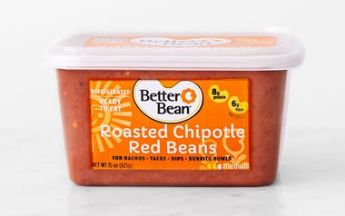 Roasted Chipotle Red Beans