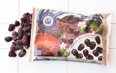 Frozen Marion Blackberries