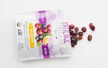 Organic Sweetened Whole Berry Blend
