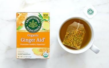 Organic Ginger Aid Tea Bags