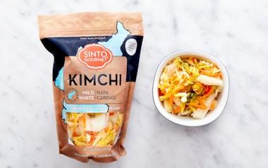 Mild White Napa Cabbage Kimchi