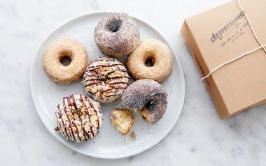 Half-Dozen Assorted Wheat-Free Donuts