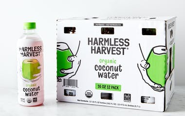 Case of Organic Coconut Water