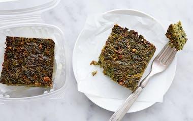 Classic Fresh Herb Sabzi Kuku Frittata