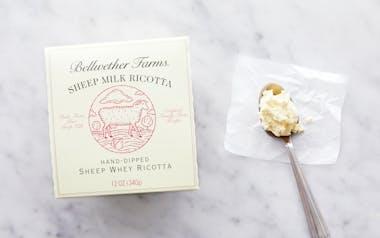 Sheep's Milk Ricotta
