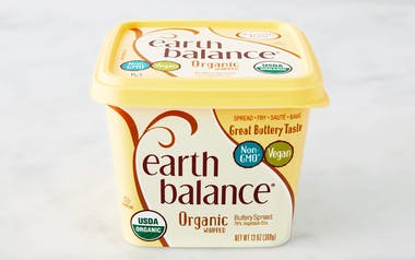 Organic Whipped Vegan Buttery Spread