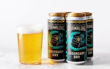 Legendary Dry Cider 4-pack