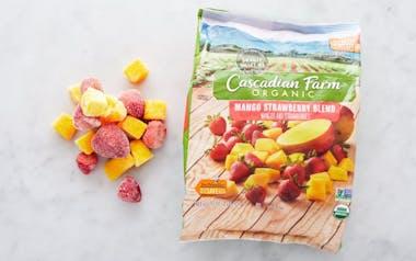Organic Frozen Strawberries & Mango