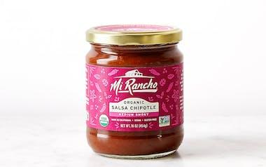 Organic Salsa Chipotle