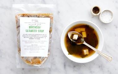 Birthday Seaweed Soup