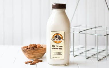 Raw Coconut Almond Milk